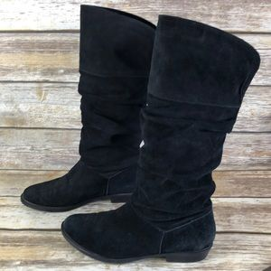 Travel Naturalizer Boits knee high suede leather
